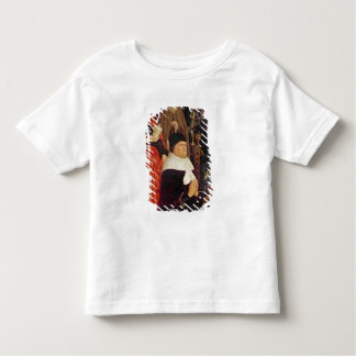 Triptych of Moses and the Burning Bush Toddler T-Shirt