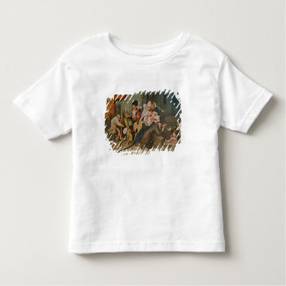 Triptych of the Temptation of St. Anthony Shirts