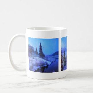 Triptych Set Coffee Mug