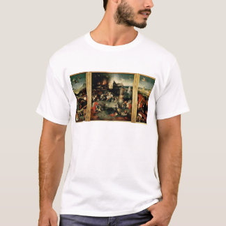 Triptych: The Temptation of St. Anthony T-Shirt