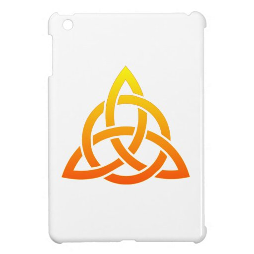 Triquetra/Celtic Trinity Knot iPad Mini Cases