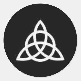 triquetra sticker