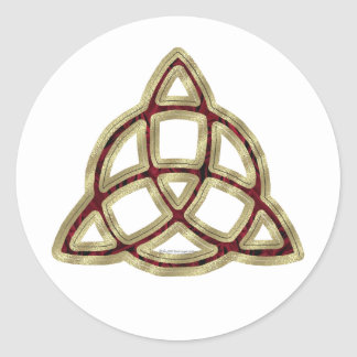 Triquetra Stickers