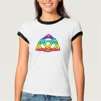 Triquetra (Trinity Knot) T-Shirt