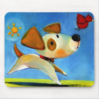 Trish Biddle Childrens Doggy 1 of 3 Mousepads
