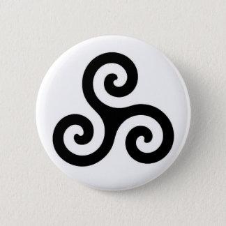 Triskele Button