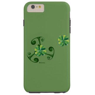 Triskele - St Patrick's  Day Tough iPhone 6 Plus Case