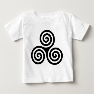 Triskelion Baby T-Shirt
