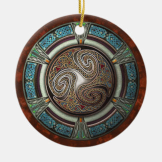 Triskelion  Pendant/Ornament Christmas Ornament