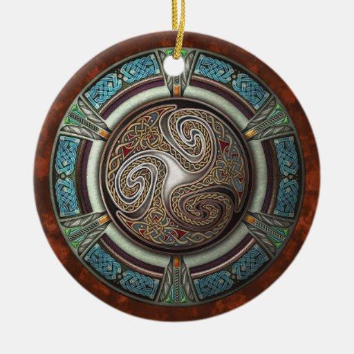 Triskelion  Pendant/Ornament