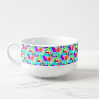 Trispangle Soup Mug