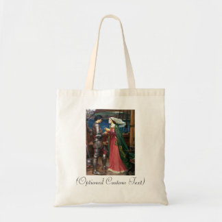 Tristan and Isolde Budget Tote Bag