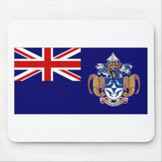 Tristan da Cunha Flag Mouse Mat