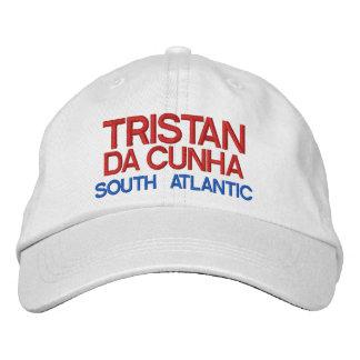 Tristan da Cunha* Island Hat Embroidered Hat