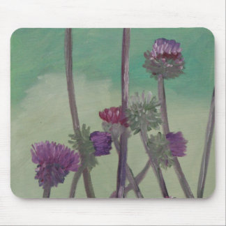 Tristan's Thistles Mouse Pads