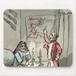 Tristram Shandy, 1786 Mouse Mat