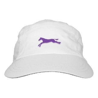 Tritty Trotter Purple Hat