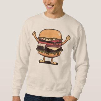 Triumph Burger Sweatshirt