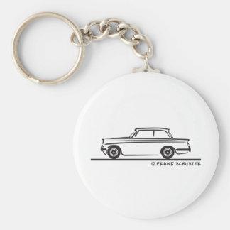 Triumph Herald Key Ring