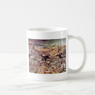 Triumph Of Death By Bruegel D. Ä. Pieter Basic White Mug