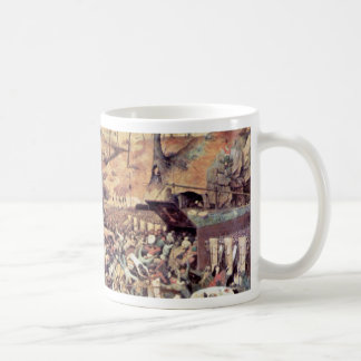 Triumph Of Death By Bruegel D. Ä. Pieter Classic White Coffee Mug