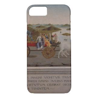Triumph of Federigo da Montefeltro, Duke of Urbino iPhone 8/7 Case