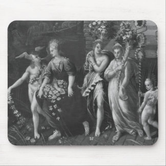 Triumph of Spring Mouse Mat