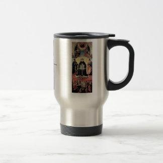 Triumph Of St. Thomas Aquinas On Averroes Stainless Steel Travel Mug