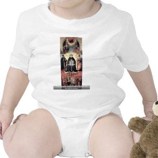 Triumph Of St. Thomas Aquinas On Averroes Baby Creeper