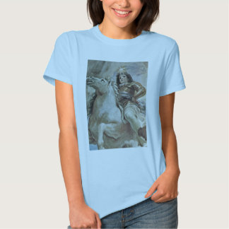 Triumph Of The Medici In The Clouds Of Mount Olymp Tees