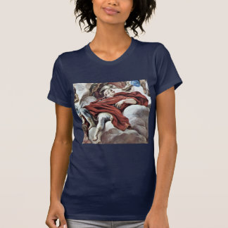 Triumph Of The Medici In The Clouds Of Mount Olymp T Shirts