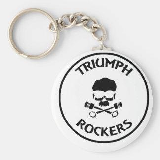Triumph rockers keychains