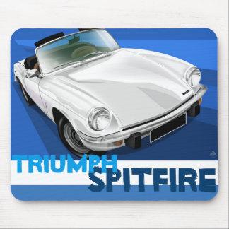 Triumph Spitfire Mouse Mat