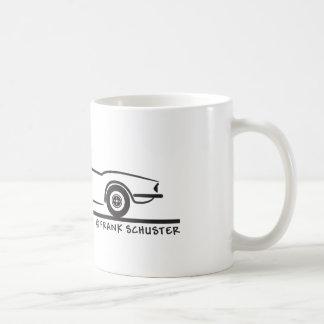 Triumph Spitfire Basic White Mug