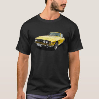 Triumph Stag - Yellow T-Shirt