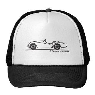 Triumph TR3 Cap