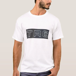 Triumph TR6 Grill Badge T-Shirt