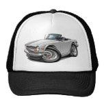 Triumph TR6 White Car Hat
