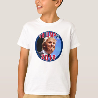 TRiUMPh (Trump) 2016 For Kids T-Shirt