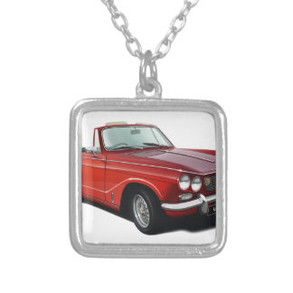 Triumph Vitesse Silver Plated Necklace