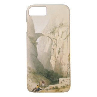 Triumphal Arch crossing the Ravine leading to Petr iPhone 8/7 Case
