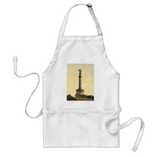 Triumphal Column, Berlin, Germany rare Photochrom Adult Apron