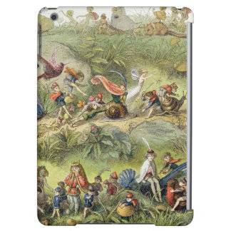 Triumphal March of the Elf-King, illustration from iPad Air Case