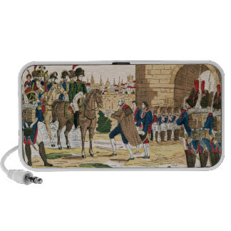 Triumphant Entry of the French into Madrid Notebook Speakers