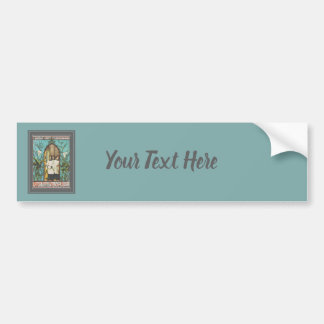 Triumphant Holy Day Bumper Sticker