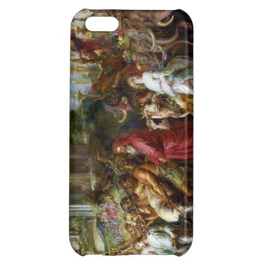 Triumphs of Caesar Peter Paul Rubens painting Case For iPhone 5C