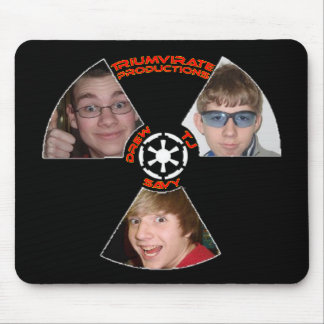 Triumvirate Productions Mouse Pad