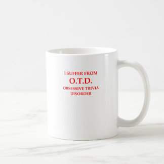 trivia coffee mug