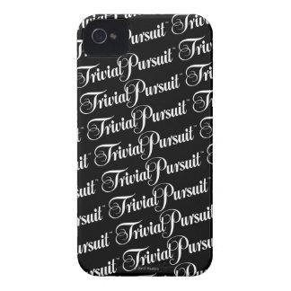 Trivial Pursuit Logo iPhone 4 Case