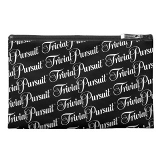 Trivial Pursuit Logo Travel Accessories Bags